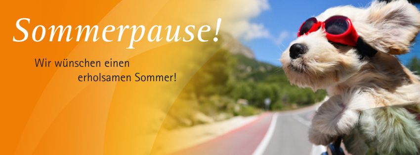 2014-07 Sommerpause